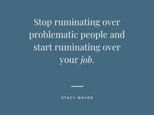 Quotation from Stacy Mayer